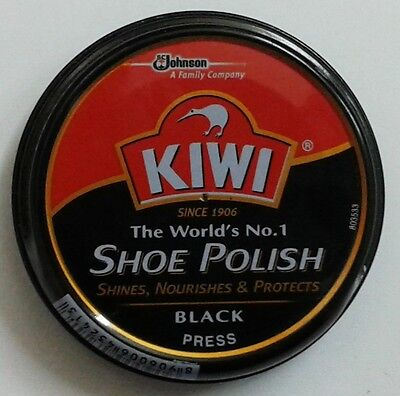 Kiwi Shoe Polish :: Black / Dark Tan :: 15 Gm :: Shoe Polish :: Kiwi