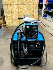 Miller Cp 302 Amp 4 Drive Roll Feeder Mig Welder Package