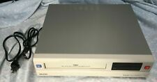 Sanyo Tls 972 Time Lapse Video Cassette Recorder Vcr 72 Hours