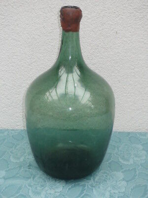 Alter Weinballon 8 Liter Gefäße Glasflasche Zum Wein Ansetzen Wbu6 Modische Muster Alte Berufe