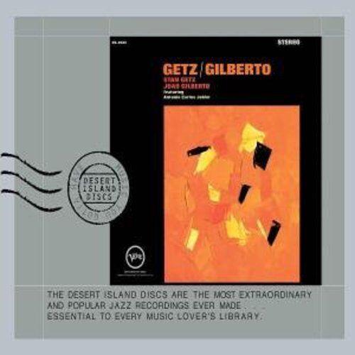 1 of 1 - Stan Getz - Getz / Gilberto [New CD]