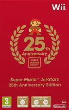 Super Mario: All-Stars -- 25th Anniversary Edition (Nintendo Wii, 2010)