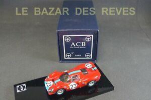 AMR-FERRARI-412-P-Le-Mans-1967-Boite-serie-limitee-ACB