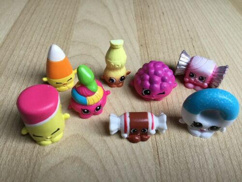 Shopkins Food Fair Exclusive Candy collection Wrapper T Guimauve Jelly Serpent