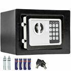 TecTake 400566 Coffre-Fort Électronique en Acier 50x35x34.5cm - Noir