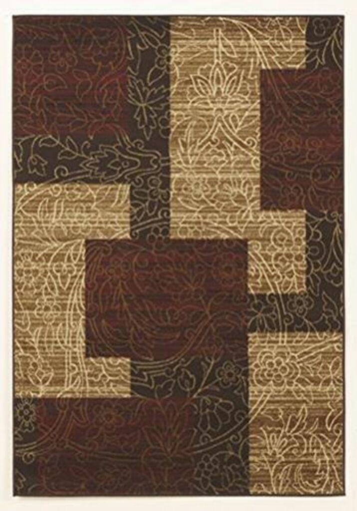 Купить Ashley Medium Rug Rosemont Red/Brown/Gold R197002 Rug NEW
