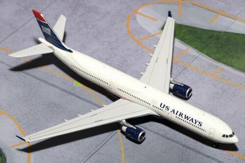 REG# N274AY Gemini Jets US Airways Airbus A330-300 GJUSA1142 1//400 New