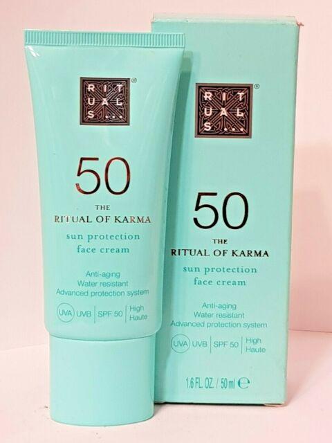 rituals spf 50 face cream