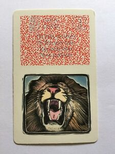 Image is loading Jumanji-Game-Danger-Card-ONLY-Open-Door-Lion- & Jumanji Game Danger Card ONLY Open Door Lion 3 Replacement Part His ...