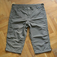 Schoffel Contest Pants 3/4 Wanderhose Camping Trekking Beige Herren Gr. 52/L