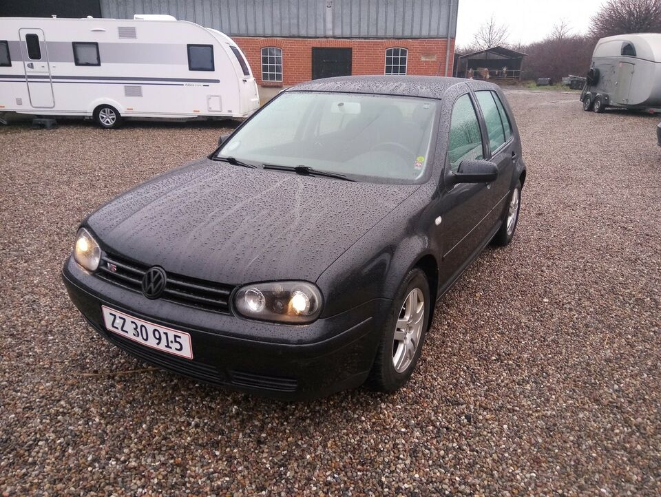 VW Golf IV, Benzin, 2000