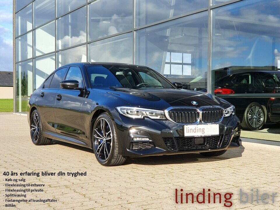 BMW 330i 2,0 M-Sport aut. 4d - 4.105 kr.