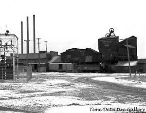 Franklin Cnty Coal Co. Mine No. 5, Freeman Spur Illinois - Vintage Photo Print
