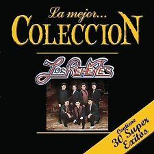 New: Los Rehenes: Mejor Coleccion  Audio CD