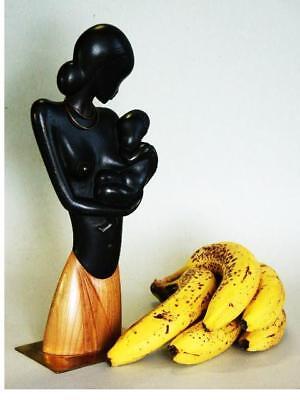 Vornehm Huge Female Negro Skulptur Hagenauer Wien Zu Verkaufen