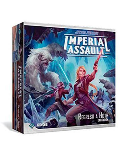 Star Wars.  Imperial Assault  Regreso a Hoth  acheter 100% de qualité authentique