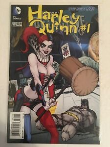 DC Harley Quinn Batman Detective 23.2 The New 52 1 Non- Lenticular Awesome!!!!