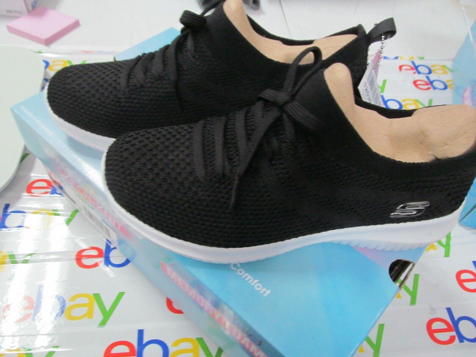 Skechers Unity Beaming Womens Slip On Sneakers