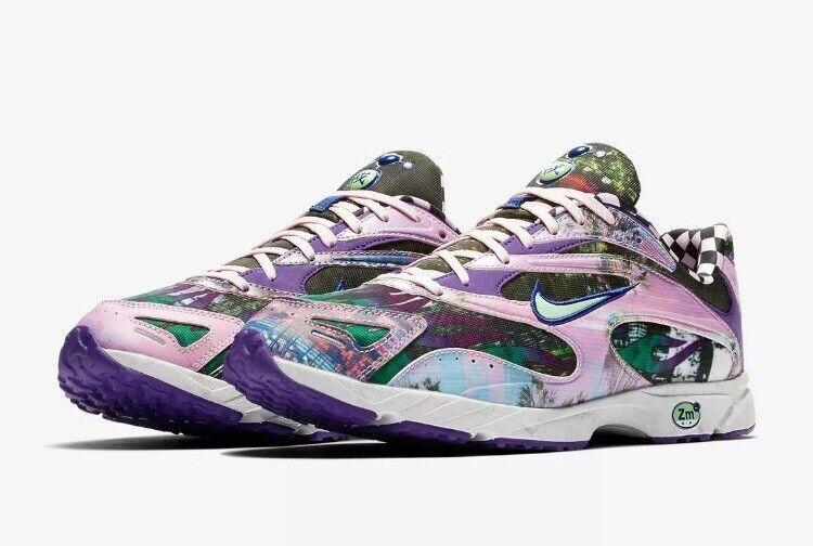 Nike Zoom Streak Spectrum Plus Premium Court Purple Size 8.5 AR1533-500 Supreme