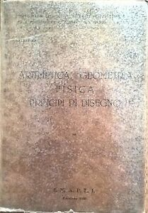 Aritmetica-Geometria-Fisica-Principi-di-disegno-1959-INAPLI-Ca