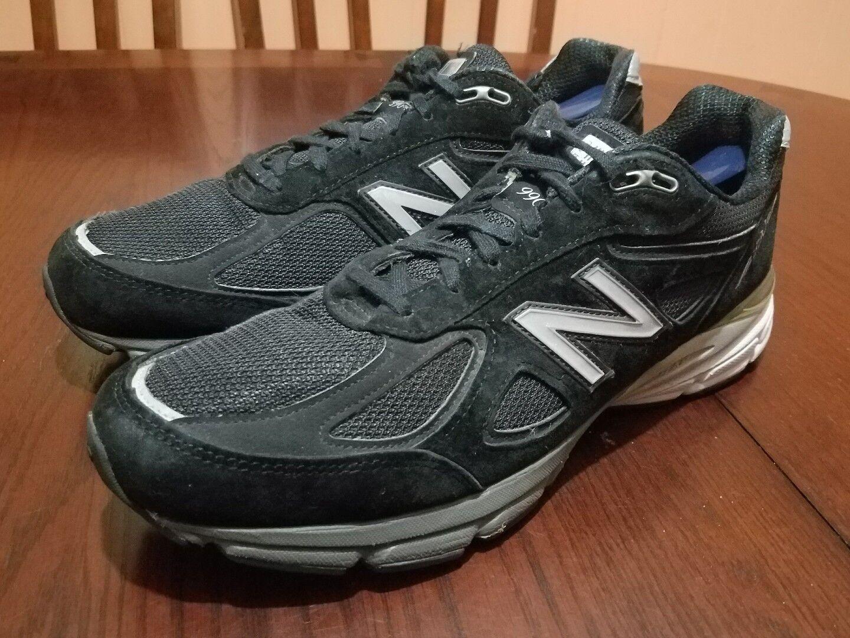 New Balance Men 990v4 Sneakers Running Cross Größe Training Schuhes Größe Cross 12 4ce627