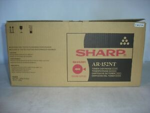 One-Genuine-Sharp-AR-152NT-Black-Toner-Cartridge