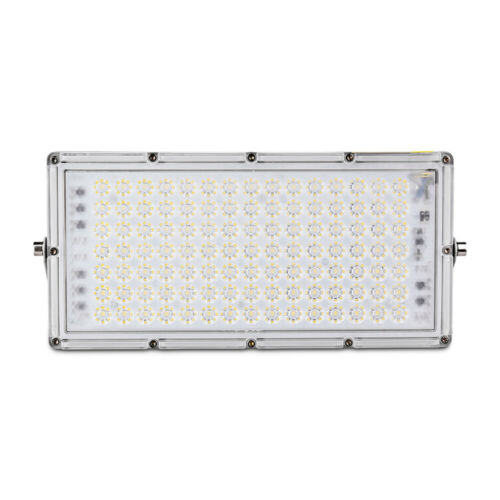 100W Super Bright LED Flood Light Outdoor Garden Security Light Cool White IP66