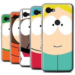 Gel-TPU-Case-for-Google-Pixel-3a-XL-Funny-South-Park-Inspired