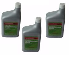 3 Quarts Genuine for Honda MTF Manual Transmission Fluid Acura 087989031