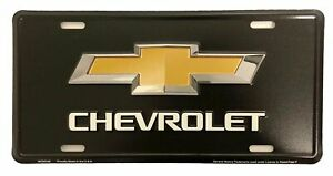 Chevrolet-Chevy-Novelty-Number-Plate-American-Licence-Car-Wall-Sign-Man-Cave
