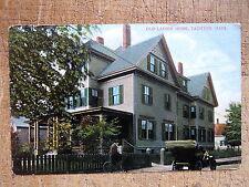 Old Ladies Home Taunton Ma 1907