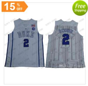 best website bb32d 8b457 Details about Cam Reddish #2 DUKE Jersey Basketball NBA Bound NCAA