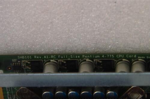 INDUSTRIAL SBC,PC,IPC SHB101 REV:A1-RC CPU 2.50GHZ COMPUTER  WORKING FREE SHIP