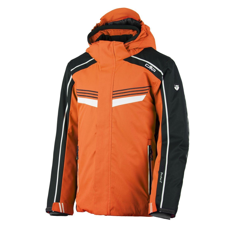 CMP Chaqueta Esquí Invierno de Naranja Abperlend Climaprojoect®