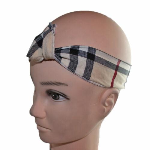 Haarband Rockabilly Stirnband Haarschmuck Haarband Biegbar Herbst Blueberry 16