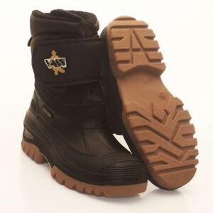 Vass Fleece Lined Boots - VS150-50 / Footwear / Fishing
