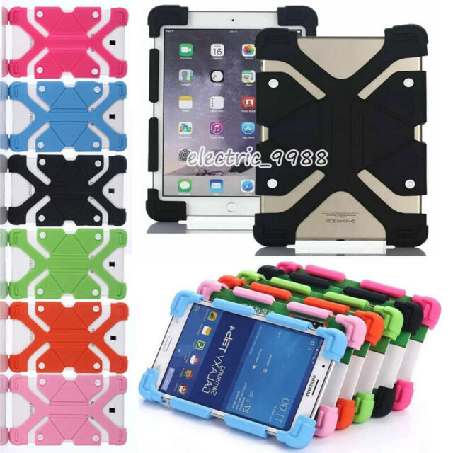 """AU Universal Kids Safe Silicone Soft Cover Case For 7"""" 8"""" 10"""" 10.1""""inch Tablet"""