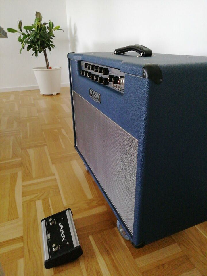 Guitarforstærker, Mesa boogie Lonestar, 100 W