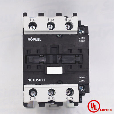 Magnetic contactor LC1D9511F7 direct replacement for Telemecanique LC1D9511 120V