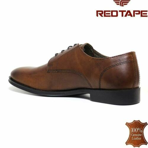 Mens Leather Shoes Smart Office Wing Tip Lace Up Formal Oxford Gibson Work Shoes