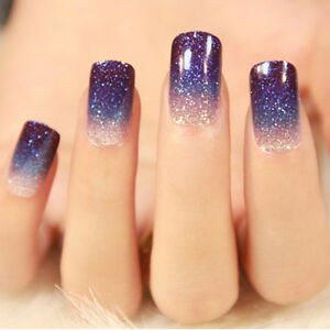 Image Is Loading 12 Pcs Diy Nail Wraps Polish Stickers Patch