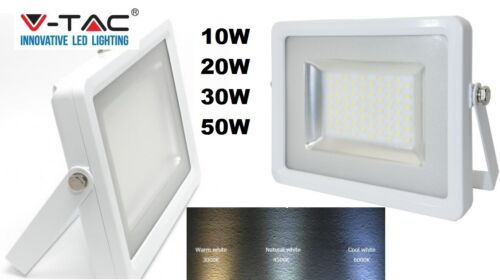 FARO LED ESTERNO IP65 ULTRA SLIM NATURALI FARO LED LUCE 4500K 6000K 10//20//30//50W