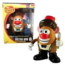 Mr Potato Head ~ The Eleventh Doctor ~ BBC DOCTOR WHO  by PPW Toys ~ NIB