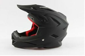 Nikko N42 Full Face Downhill Mountain Bike Bicycle Bmx Helmet