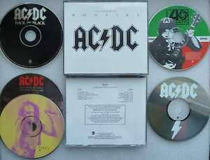 ACDC - Bonfire CD Set - Advance Promotional Copy - Bon Scott - <span itemprop='availableAtOrFrom'>Buttenwiesen, Deutschland</span> - ACDC - Bonfire CD Set - Advance Promotional Copy - Bon Scott - Buttenwiesen, Deutschland