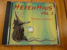 Hexenhaus vol 3 The Story continues complete Trackinglisting Mixed by dj hexe
