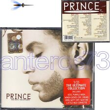 "PRINCE ""THE HITS / THE B-SIDES"" RARE BOX 3 CD 1993 OUT OF PRINT - SEALED"