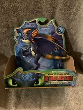 How to Train Your Dragon 3 Hidden World 2019 Deadly Nadder Action Figure Rare