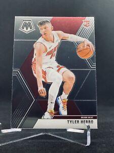 2019-20-Panini-Prizm-Mosaic-Tyler-Herro-Rookie-Card-RC-Base-SP-Miami-Heat