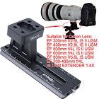 Anello treppiedi Base piastra sgancio rapido per Canon EF 800mm f/5.6L IS USM